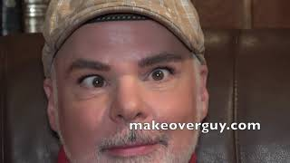 MAKEOVERGUY® Gets Permanent Makeup