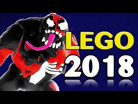 Новинки LEGO Ninjago Movie 2018 , новые LEGO игры , анонсы San Diego Comic Con   LEGO НОВОСТИ