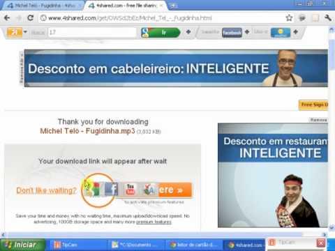 Video Aula Como Baixar Musica no computador e passa pro celular.FLV