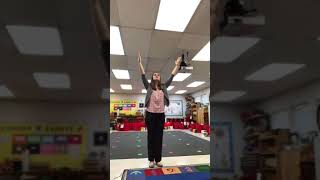 Cougar Chorus This Is Me Choreography