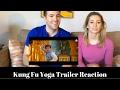 Kung Fu Yoga (2017) Official Trailer Reaction   Jackie Chan, Disha Patani, Amyra Dastur