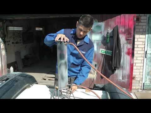 Выбор компрессора для покраски и влагоотделитель