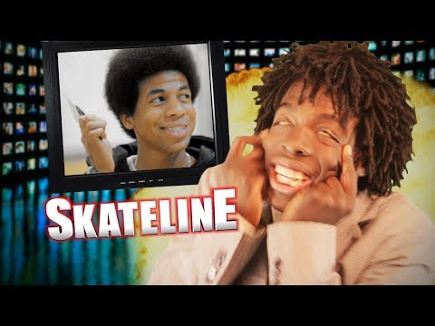 SKATELINE - Bob Burnquist, Youness Amrani, Guy Mariano, Ronnie Creager, Jason Park & more...