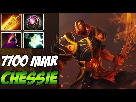 Chessie 7700 MMR Plays Imba Spirit - Dota 2