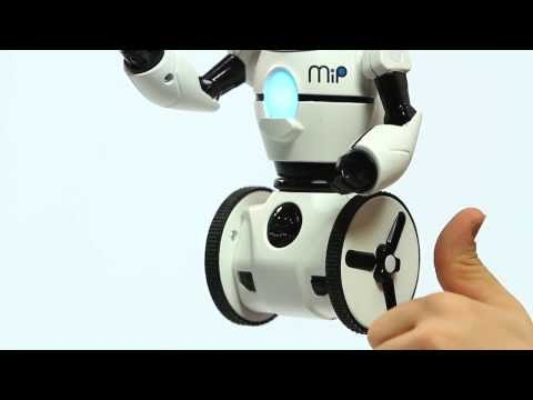 Meet MiP™, Your New Robot Friend!