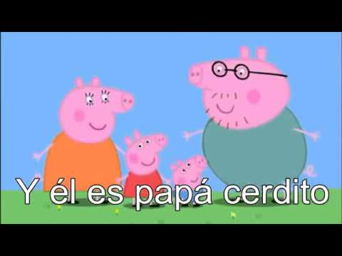 Peppa Pig Intro Instrumental with Animax En HD