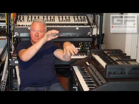 Billy Currie talks String Synths, VSM & RE-STRINGS