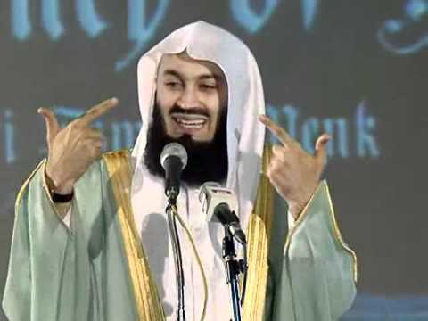 Mufti Menk- Develpoing an Islamic Personality (Part 1)