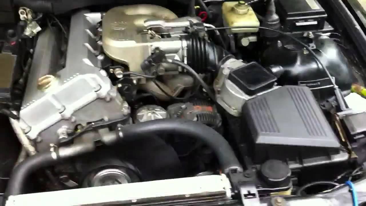 1994 Bmw 318is Engine Specs