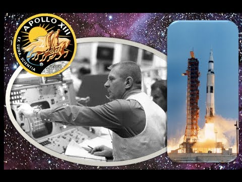 Gene Kranz - Failure is Not an Option - Apollo 13