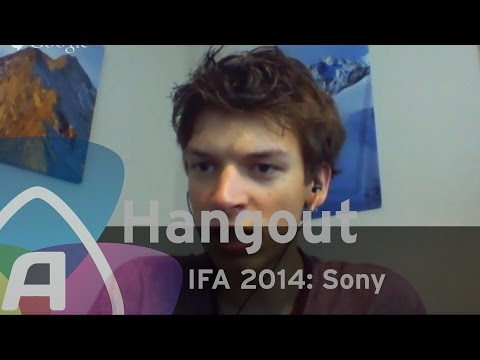 IFA 2014: Sony preview en Q&A