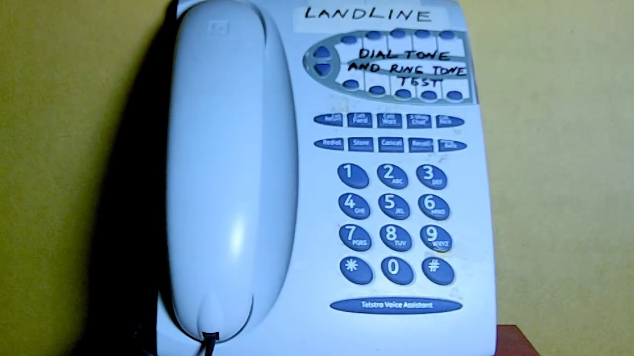 how to call landline to cell phone philippines