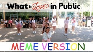 [K-pop in Public Challenge] TWICE (트와이스) - What is Love? Full Dance Cover by SoNE1