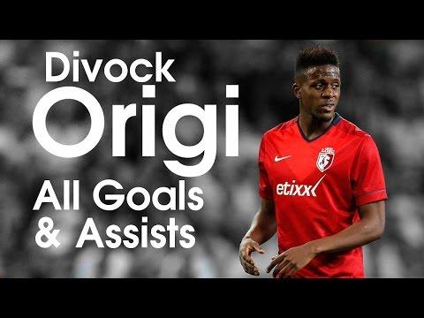 Divock Origi -  All Goals & Assists 2014/15 - HD