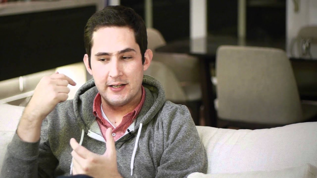 Kevin Rose (Digg) entrevista a Kevin Systrom, Fundador de Instagram