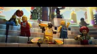 The LEGO® Movie Official Trailer 2014  Phil Lord & Chris Miller Movie HD