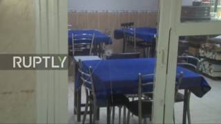 Five injured in shooting at Turkey, Istanbul cafe
