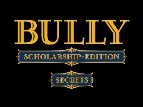 Easter Egg Do Dia : Bully