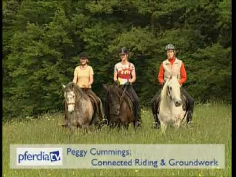 Connected Riding & Groundwork, Peggy Cummings