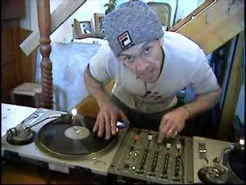 Scratching basics tutorial for the turntabalist.dj lesson 2
