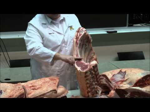 BEEF U 2014 Cuts of Beef Part 6 Beef Rib