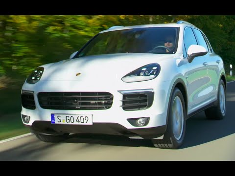 Porsche Cayenne 2015 Hybrid S Review Driving Interior Engine Sound Commercial CARJAM TV 4K 2015