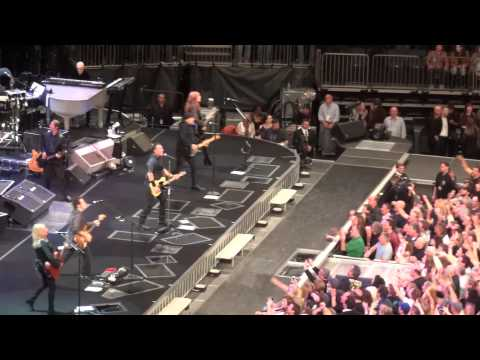 Badlands - Bruce Springsteen MSG 4/6/2012