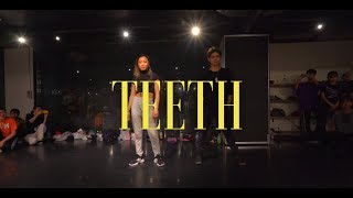 Teeth - 5 seconds of summer | Riki Maru & Yumer1 Choreography