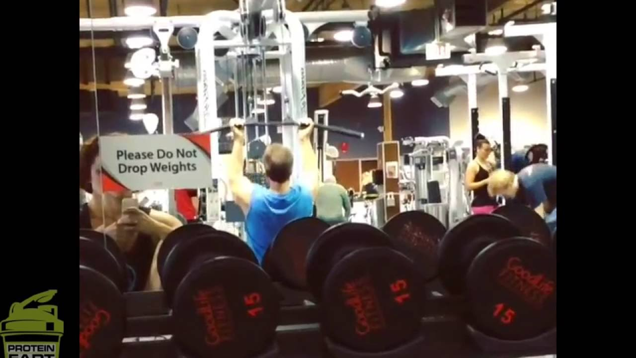 More Gym Fails Than You Can Shake A Stick At