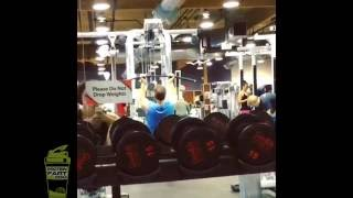 77 Gym Fails that