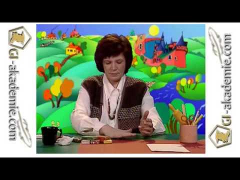 Уроки лепки для детей - видео