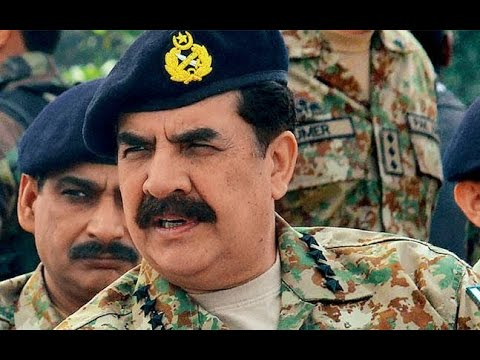 Tribute to General Raheel Sharif 2015HD 👍