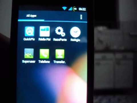 Análise - ROM Galaxy Ace GT-S5830c/i/m [ROM de edição Própria]