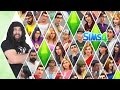 Marcianos y Prostitutas! - The Sims 4