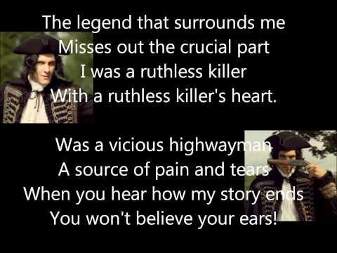 Horrible Histories - Dick Turpins Song Lyrics video