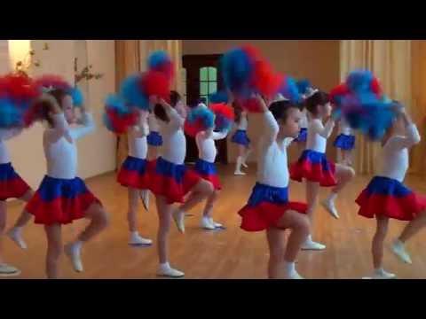 спортивный  танец Россия 2016