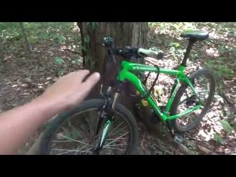 2013 Specialized Hardrock Mountain Bike Review