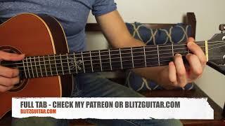 #4 Malaguena (Michael Lucarelli) Guitar Lesson TAB available