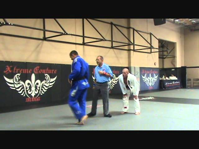 GRAPPLING TRIALS: Conley dec. Funicello, 90 kg Gi