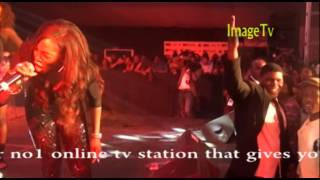 Tiwa Savage performer @ the Road Mama