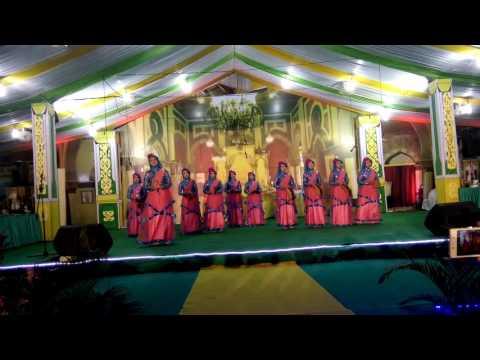 ALHASYIMIAH Putri Medan - Biktub Ismak Yaa Habibi &  Fajar Menyingsing