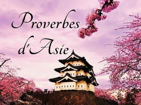 Les plus beaux proverbes asiatiques partie 1 youtube - Les plus beaux lampadaires ...