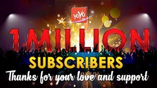 YOYO TV One Million Countdown LIVE