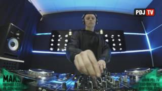 Maks Advanced - Live Radio Intense 28.03.2017