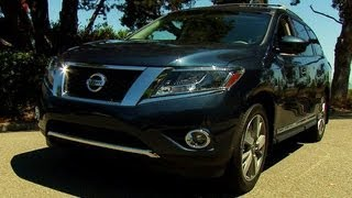 Car Tech - 2013 Nissan Pathfinder