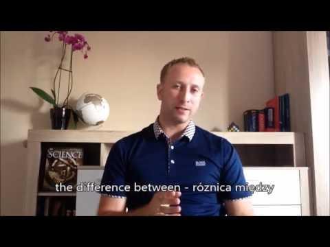 English Dla Polaków 9 (important, Matter, Mind, Care) Nauka Angielskiego - Native Speaker