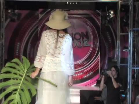 Desfile vestidos de Novias Cortos de Cecilia Fadul y Dino Gallitelli