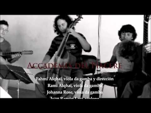 Accademia del Piacere - Fahmi Alqhai - Arcángel - Vidalita - Barroco&Flamenco