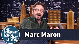 Marc Maron on Secret Service Securing His Home for President Obama