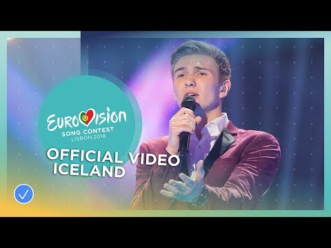 """Ari Ã""""lafsson - Our Choice - Iceland - Official Video - Eurovision 2018"""